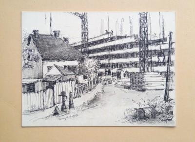 Zagreb,Trešnjevka, Vurovčice