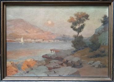 Motiv iz okolice Dubrovnika