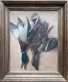 Mrtva priroda - divlje patke