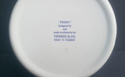 Tiffany porculanska doza
