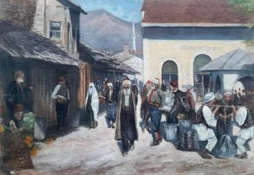 Stara Sarajevska čaršija
