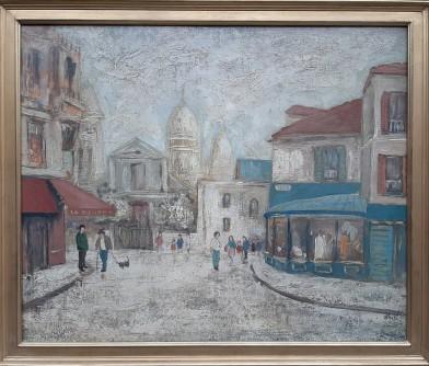 Motiv iz Pariza