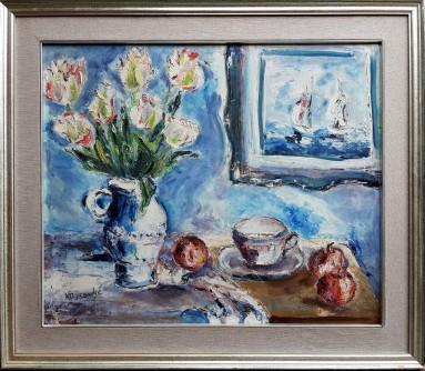 Vaza sa cvijećem