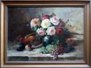 Fazan i ruže