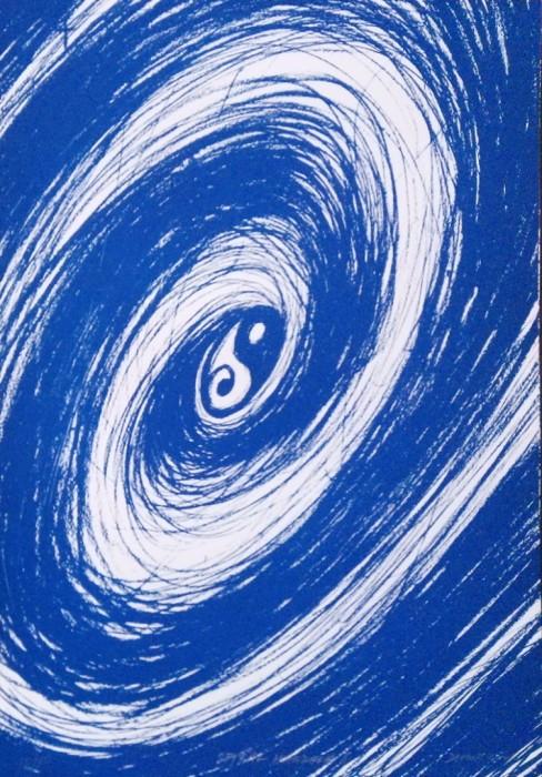 Spiral mandala 1
