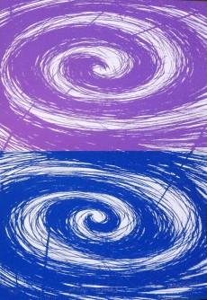 Spiral mandala 3