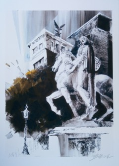 Marko Aurelije, Rim