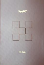 Grafička mapa Kuna