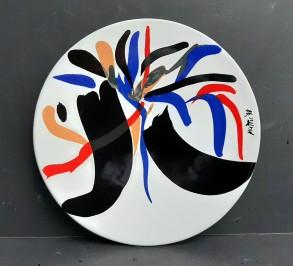 Kermički tanjur II