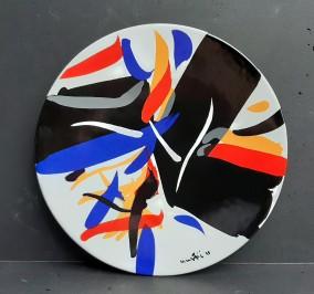 Kermički tanjur III