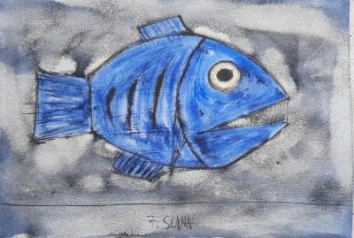 Plava ribica