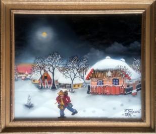 Zimski krajolik
