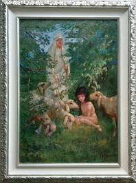 Gospa i pastir