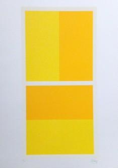 Žuto-narančasta kompozicija