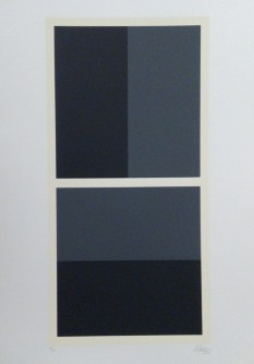 Crno-siva kompozicija