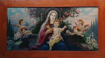Bogorodica sa djetetom