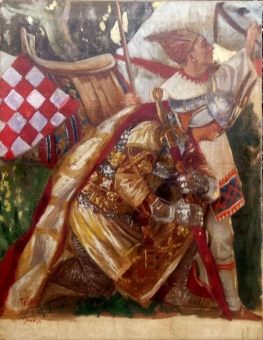 Krunidba kralja Tomislava