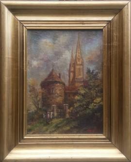 Zagrebačka katedrala I