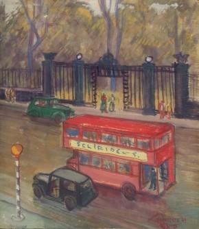 London, Quens gate