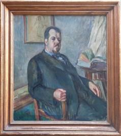 Portret (dr. Pero Malešević)