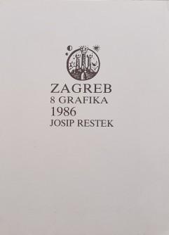 Grafička mapa Zagreb