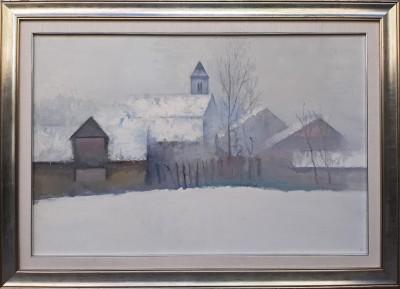 Zima, Kravarsko