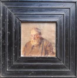 Starac sa bradom