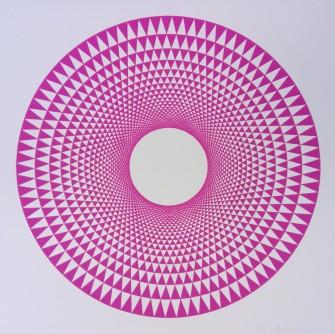 Bijelo-roza kompozicija