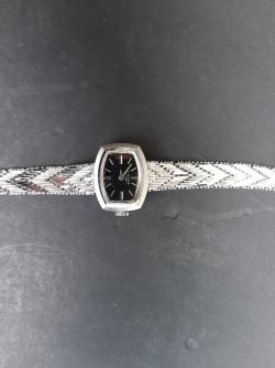 Srebrni ženski ručni sat