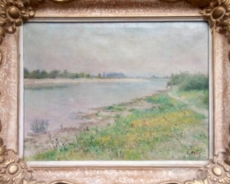 Krajolik sa rijekom