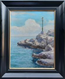 Marina sa svjetionikom