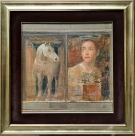 Djevojka i konj