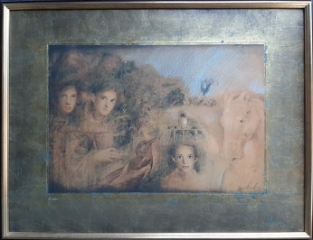 Tri djevojke
