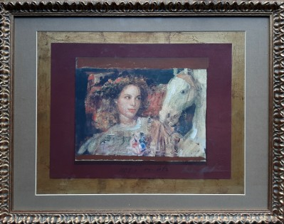 Žena i konj