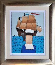 Mornar i brod