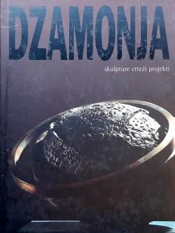 Dušan Džamonja, skulpture-crteži-projekti