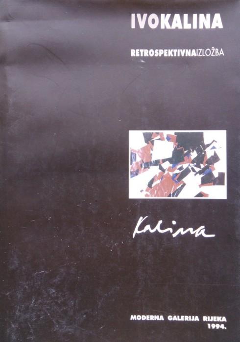 Ivo Kalina, retrospektivna izložba