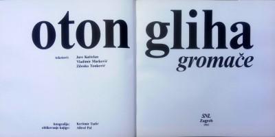 Oton Gliha - Gromače
