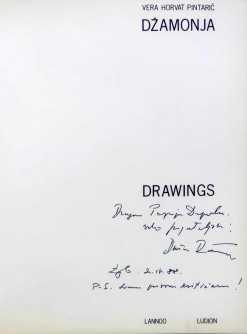 Džamonja, Drawings