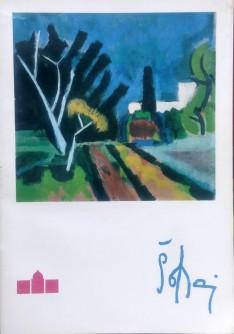 Slavko Šohaj, slike, akvareli, crteži