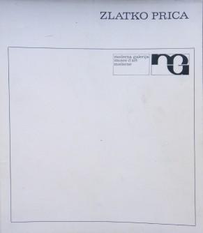 Zlatko Prica, slike i crteži 1953-1970