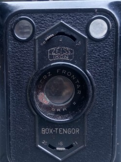 BOX TENGOR, Zeiss ikon