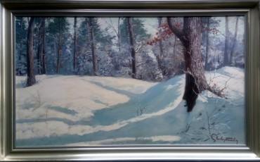 Snijeg u šumi, Kobiljak