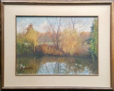 Moje jezero u jesen, Kobiljak