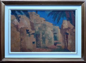 Stara kamena kuća - Biskra
