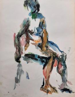 Žena na stolici
