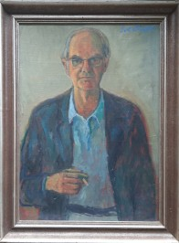 Portret Gustava Krkleca