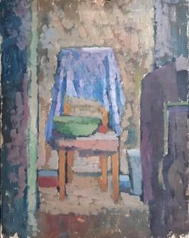 Interijer sa stolicom