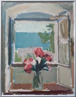 Cvijeće na prozoru