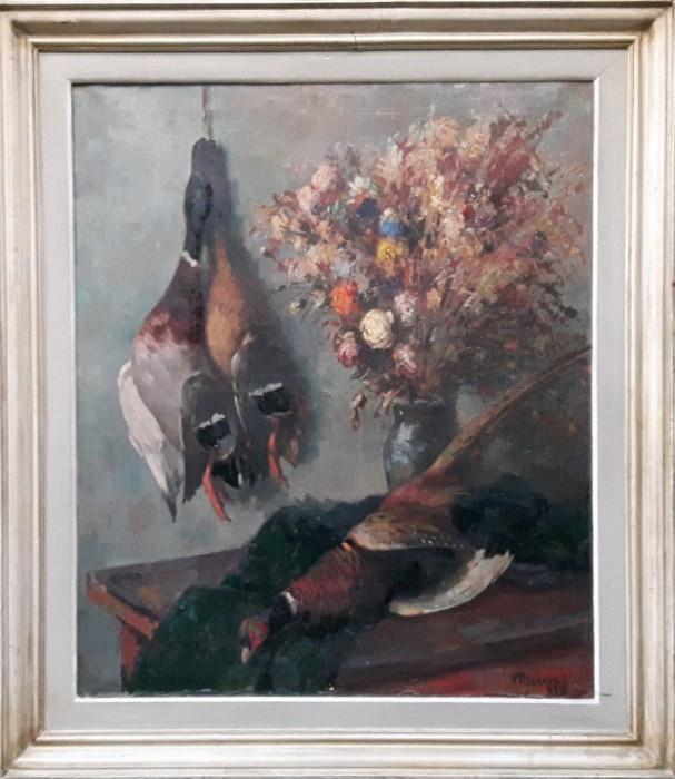 Mrtva priroda sa fazanom